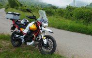 Тест на Moto Guzzi V85TT (2019 – ) – Мнения
