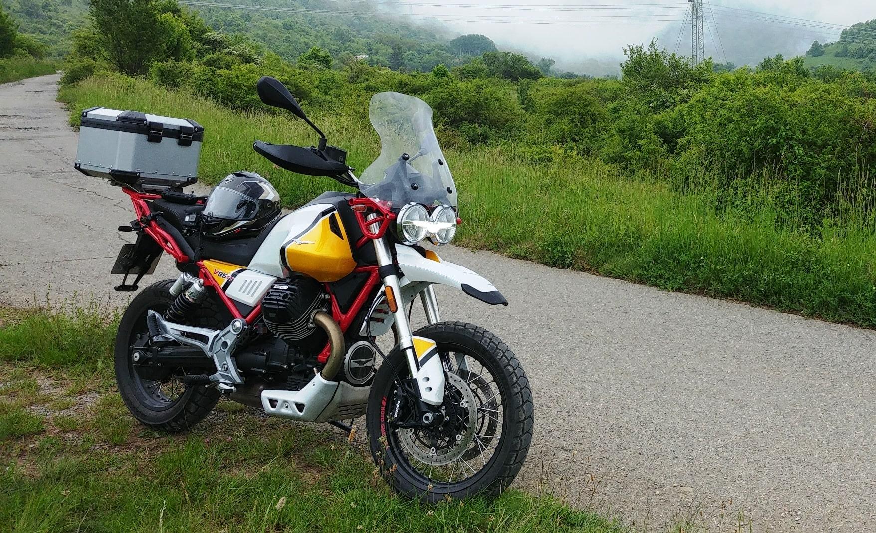 Тест на Moto Guzzi V85TT (2019 – ) - Мнения