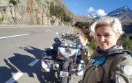 Соло от Австралия до навсякъде с мотоциклет – интервю с Кинга Танайевска – I част