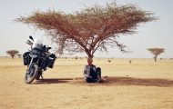 Соло от Австралия до навсякъде с мотоциклет – интервю с Кинга Танайевска – II част