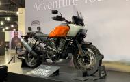 Harley-Davidson показаха прототип на приключенския Pan America