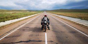 Около света за 40 дни с Каролис Миелиаускас и KTM790 Adventure