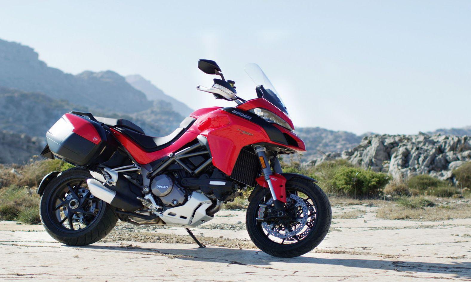 Ducati Multistrada 1200/1260 (2010 - досега) – Вашите мнения