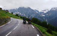 Проходът Малък Сан Бернар – Little St. Bernard Pass: Богата история и чуден за каране на мотоциклет