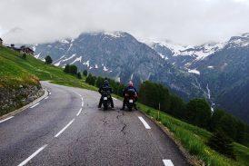 Проходът Малък Сан Бернар - Little St. Bernard Pass: Богата история и чуден за каране на мотоциклет