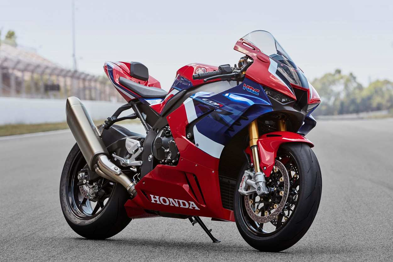 Honda представи гамата си за 2020. CBR1000RR-R Fireblade обра овациите