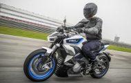 Kymco RevoNEX ще вдига от 0 до 100 км/ч за 3,9 сек