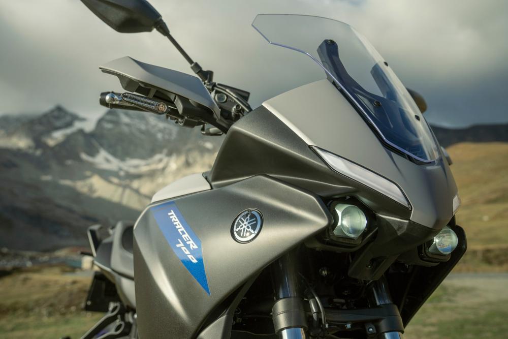 Радикална промяна в дизайна на малкия Tracer 700 през 2020 г.