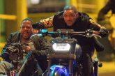 Уил Смит и Мартин Лорънс с Harley-Davidson Fat Bob в