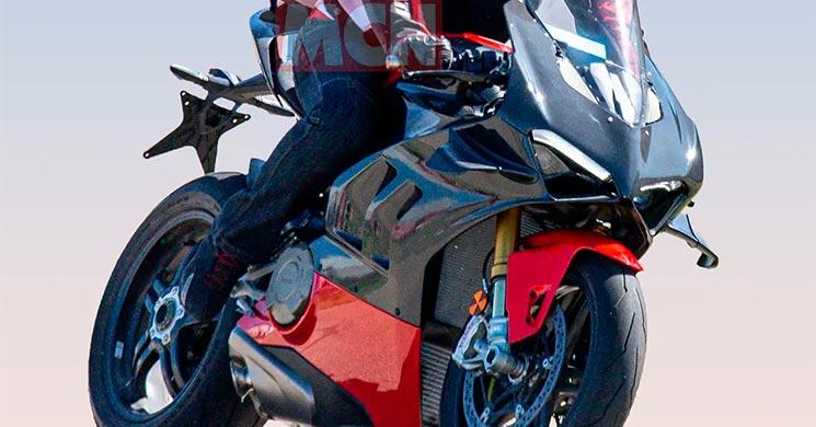 От Ducati потвърдиха, че ще има специална серия Panigale V4