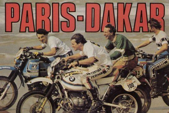 Дакар 1981: Славата се разнася - първите VIP участници