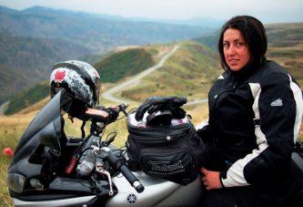 Силвия Прокопиева за мото пъшествията и предизвикателствата да си жена на мотоциклет - I част