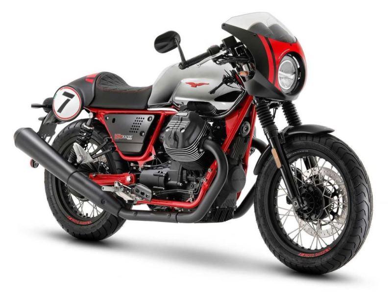 Photo of Moto Guzzi V7III Racer с нова визия за 10-тия си рожден ден