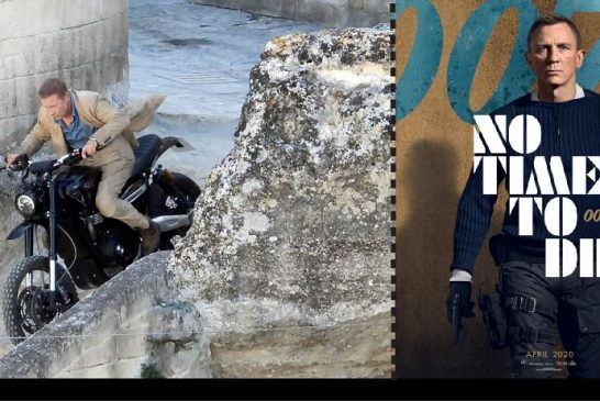 Тайната на мото каскадата в новия филм за Джеймс Бонд – разкрита (видео)
