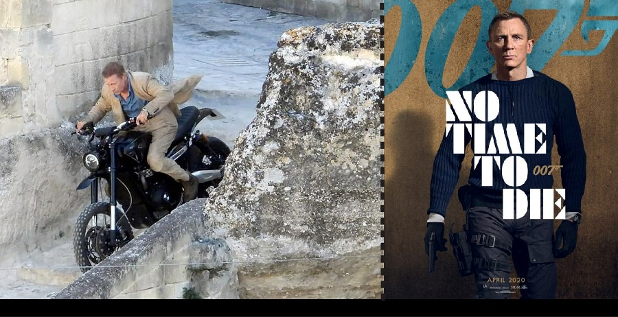 Photo of Тайната на мото каскадата в новия филм за Джеймс Бонд – разкрита (видео)