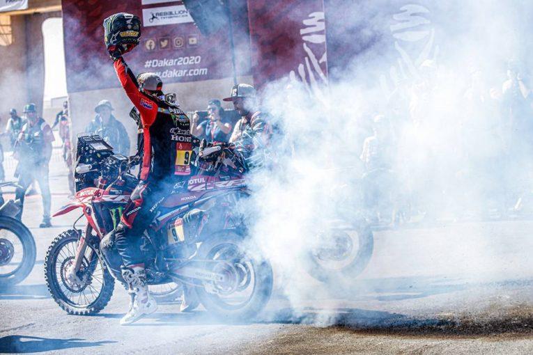 Дакар'20: след 31 години Honda отново шампион! Брабек осъществи американската мечта