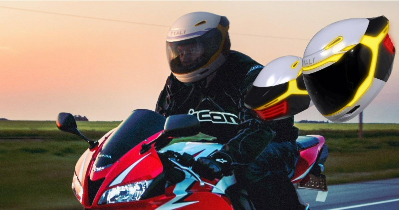 Photo of Нашествие на мотоциклетни смарт каски на CES