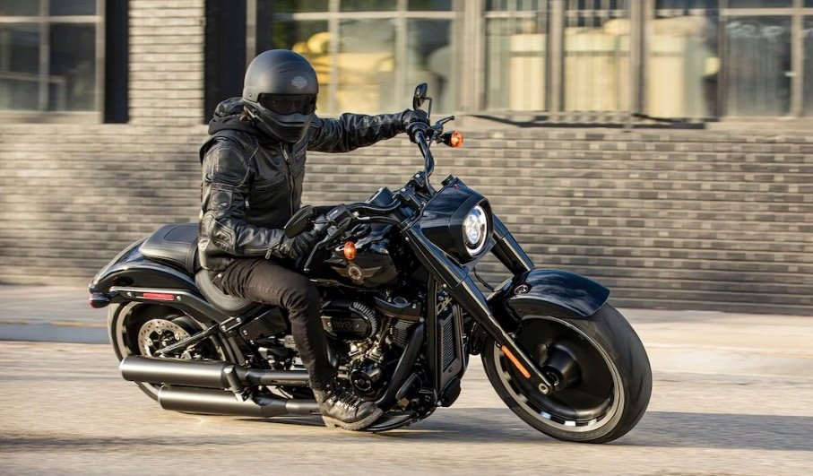 Photo of Harley-Davidson Fat Boy става на 30 години