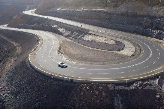 Планинският път Джeбeл Джаис (Jebel Al Jais). Най-доброто трасе в ОАЕ и на Арабския полуостров