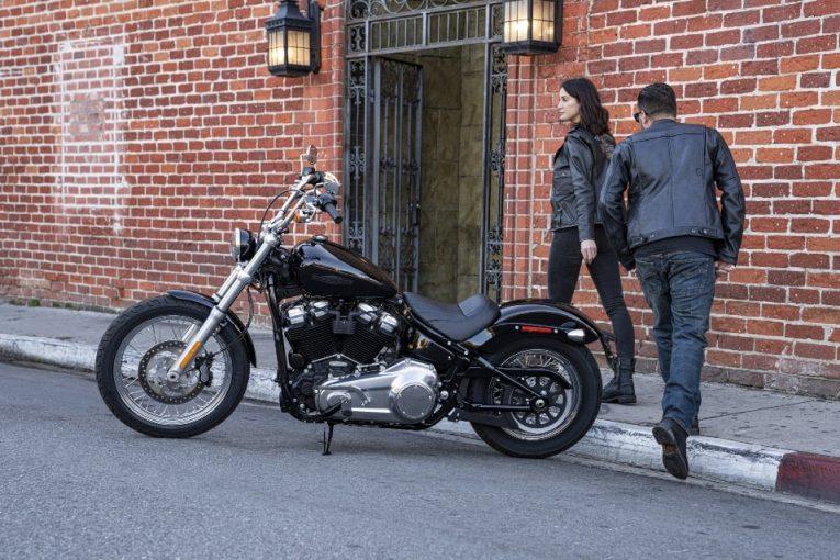 Новият Harley-Davidson Softail Standard е вече тук