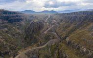 Проходът Сани – Sani Pass: Покривът на Африка