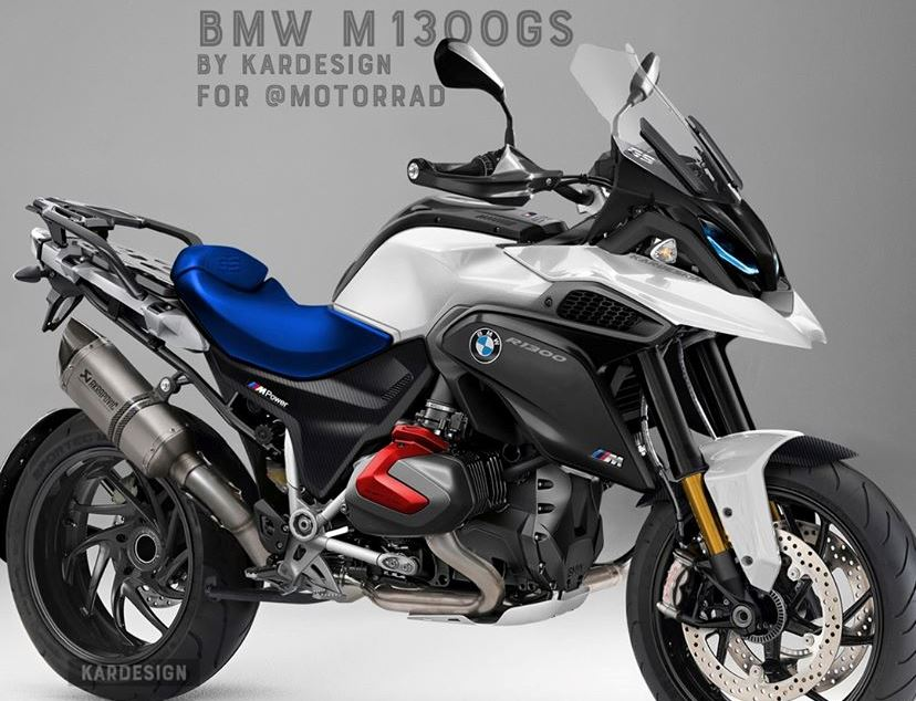Photo of BMW подготвя М серия при мотоциклетите. Ето как ще изглежда GS1300 M-Power