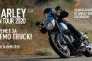 Demo Truck-ът на Harley-Davidson пристига в София с 22 експоната