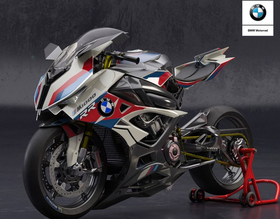 Photo of BMW M1000RR – Дизайн на супербайк с електрически компресор