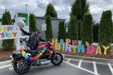 Американец покори разстоянието от Мексико до Канада с първия електрически мотоциклет на Harley-Davidson