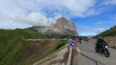 Проходът Села | Passo Sella: емблемата на Доломитите