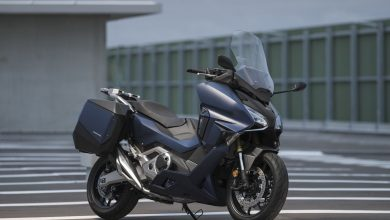 Honda допълва гамата на Forza с нов Honda допълва гамата на Forza с нов 750-кубиков флагман750-кубиков флагман