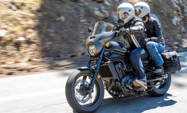 Honda представи новия голям Rebel CMX1100 (видео)