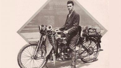 Първият мотоциклетист обиколил света - Карл Стърнс Кланси, 1912 г | Мотоциклетни пророци