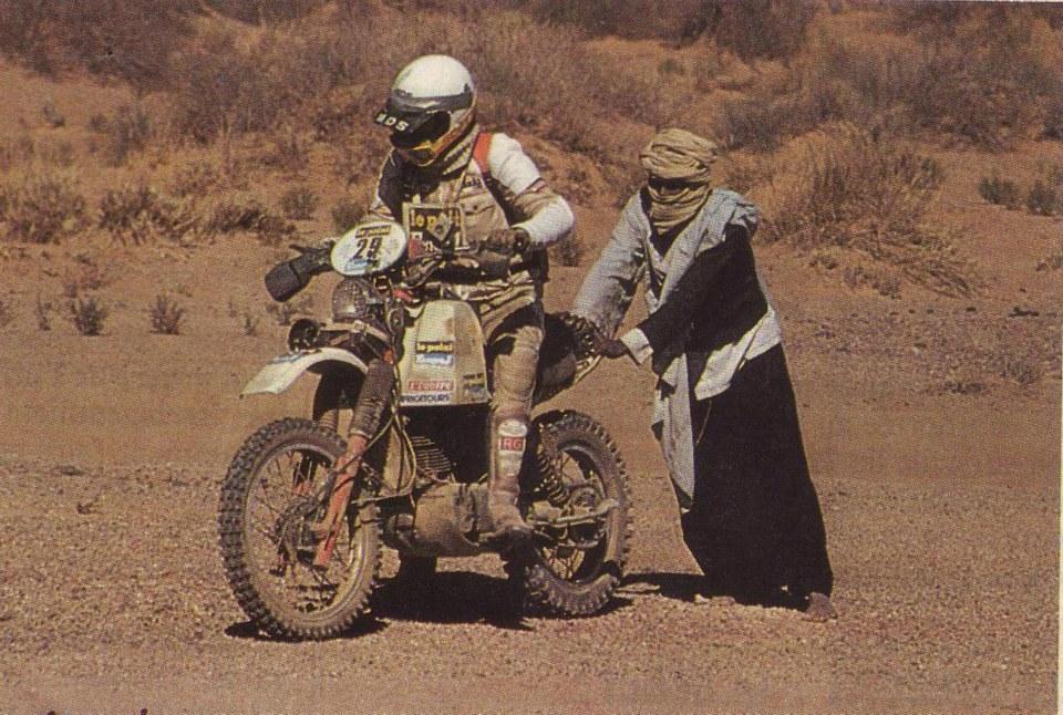 Дакар 1982: Изгубени в пустинята. Honda с първа победа