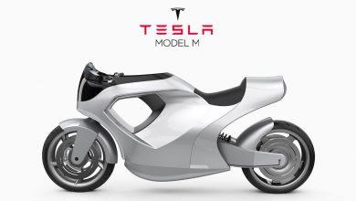 Ще видим ли някога мотоциклет от Tesla? Ето идея за Model M