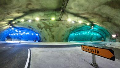 Първото в света кръгово под вода е между Фарьорските острови