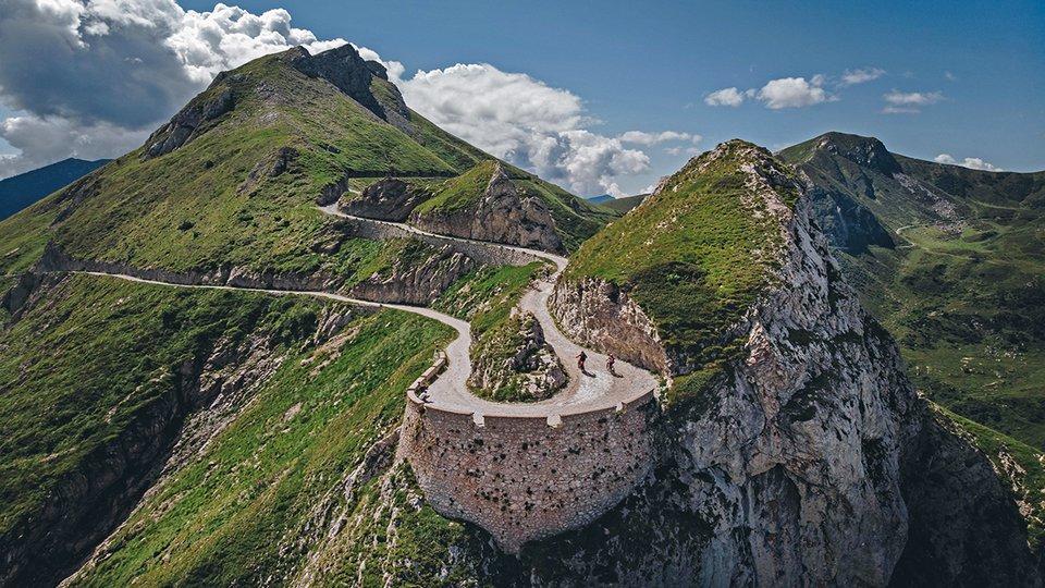 Пътят на солта (Alta Via del Sale) - От Алпите до морето