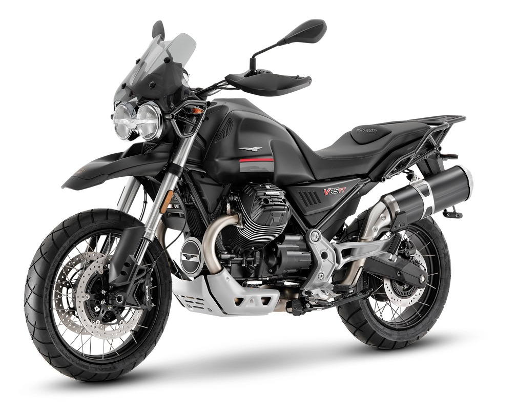Moto Guzzi V85TT и V9 получават нови цветове и някои актуализации за 2021