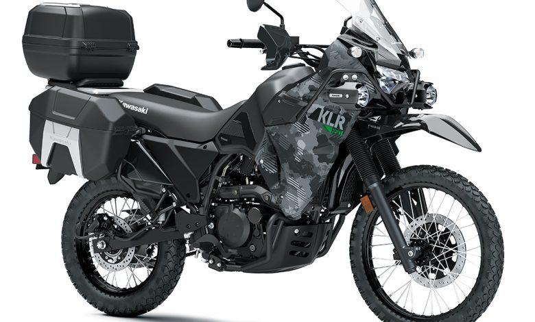 KLR 650 се завърна! Kawasaki подготвени за Апокалипсиса
