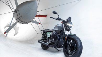 100-годишнината на Moto Guzzi с нови цветове