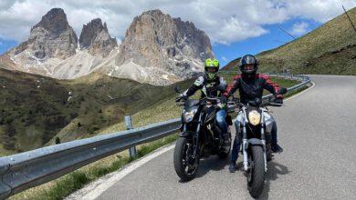 Провинция Трентино потвърди: ограничение 60 км/ч за мотоциклети в Доломитите през 2021