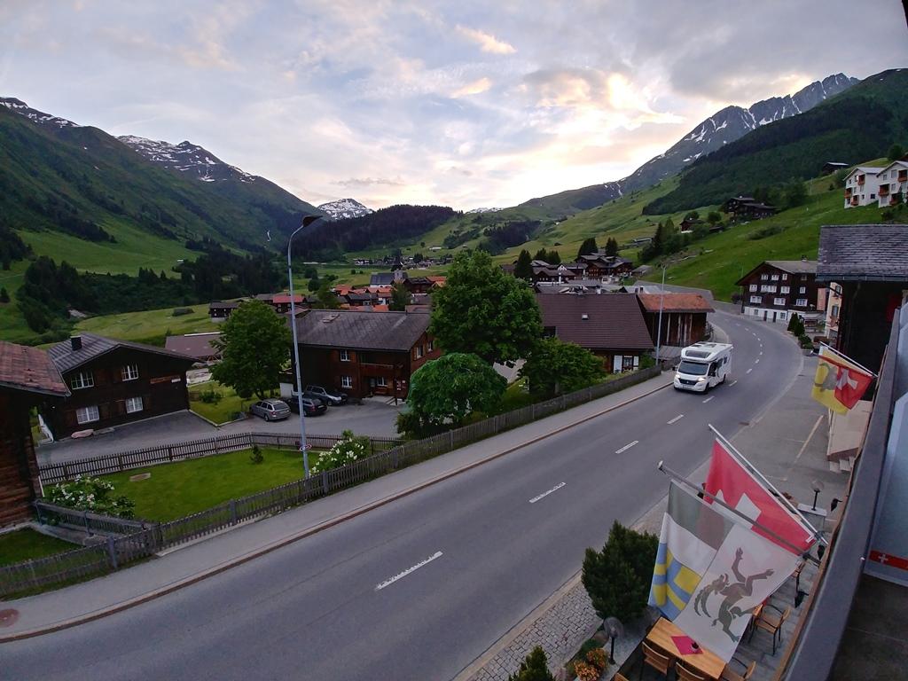 Мото трасета в Швейцария