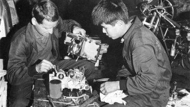 Мото пророци: Ернст Дегнер - спасил се от MZ, за да промени Suzuki завинаги