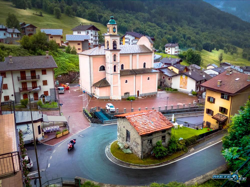 Проходът Априка - Passo dell'Aprica