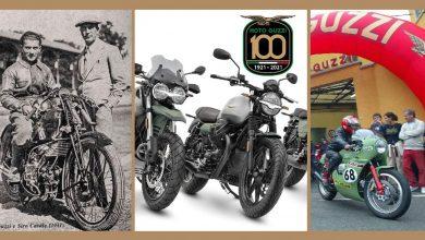 Moto Guzzi навърши 100 години! Историята на италианския орел (1921-2021)