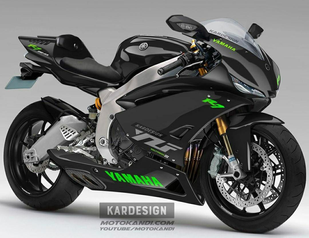 Ще има Yamaha R7?
