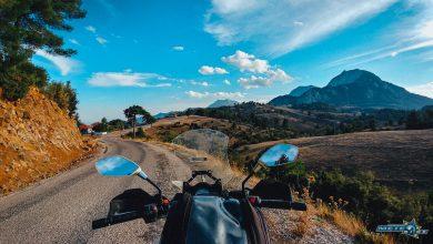 Трасетата в Национален парк Олимпос-Бейдагларъ (Тахтали)