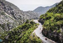 Крайбрежният път на Цакония и каньоните край Леонидио