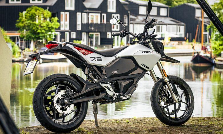 Zero обяви супер забавното електрическо супермото FXE 7.2