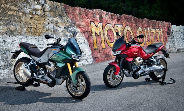 Moto Guzzi показа туръра V100 Mandello! Първи официални снимки и видео